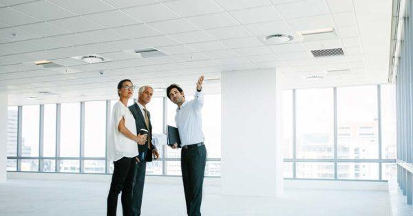 leasing renting office space