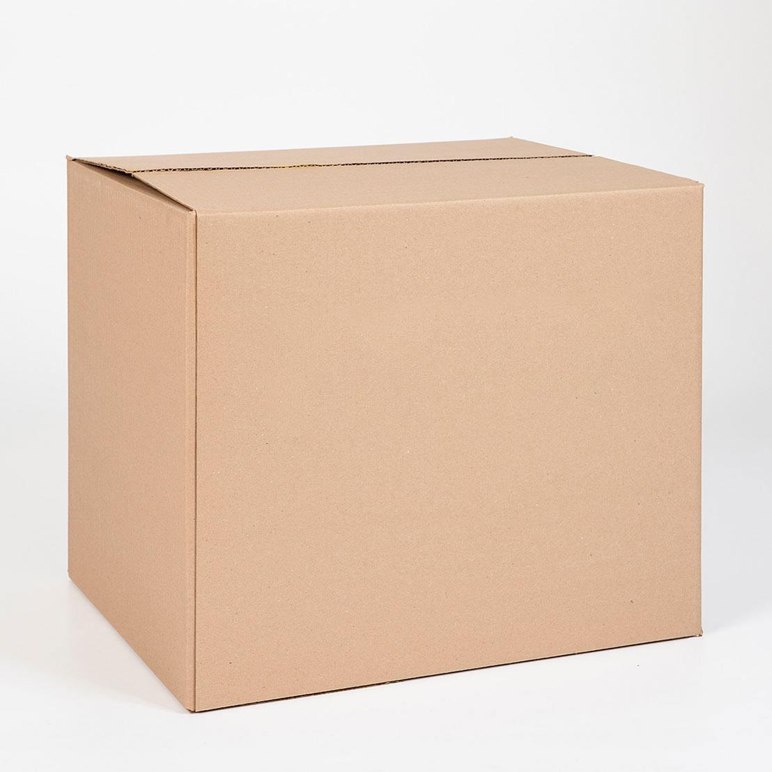 TVL 6 Single Wall Cardboard Box