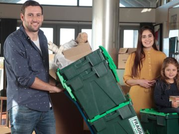 Renting a Moving Trolley: How Not to Injure Your Back During a Move