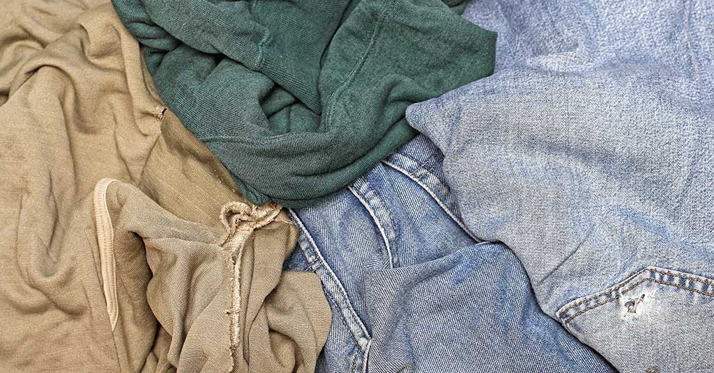 old clothing