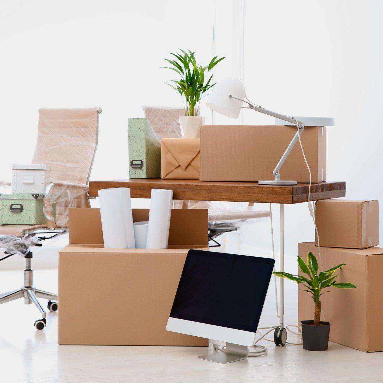 Office moving kits