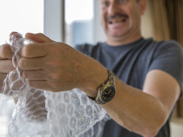 10 Clever Uses of Bubble Wrap Around the Home
