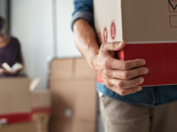 6 Clever Uses for Cardboard Boxes