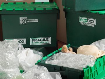 Why Consider Renting Plastic Moving Boxes: 6 Reasons