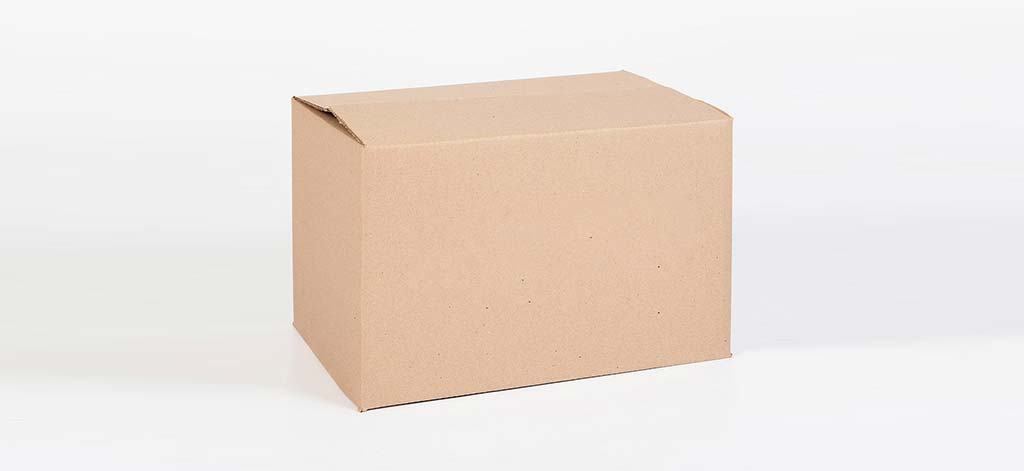 small cardboard boxes ecobox