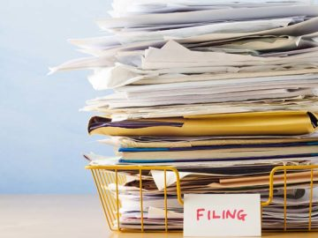 Inexpensive Archive Boxes: Ideal for Filing and Storing Documents