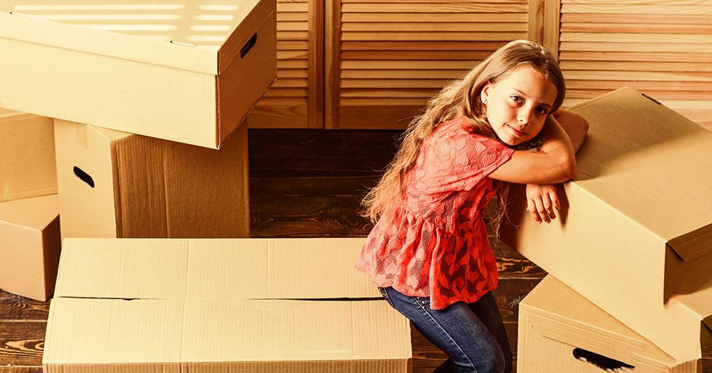 cardboard box sizes